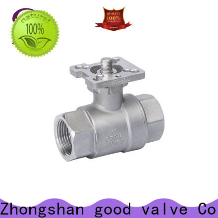 FLOS Wholesale two piece ball valve Suppliers for opening piping flow