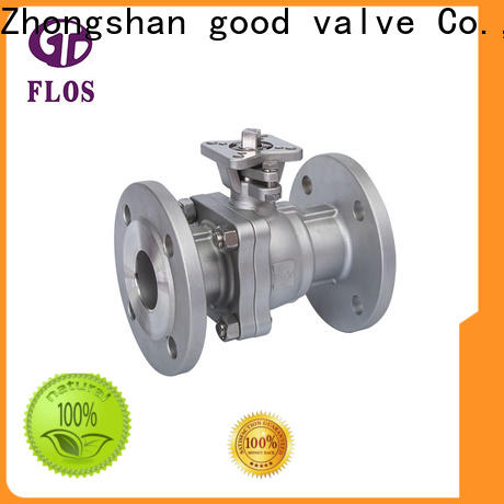 FLOS Latest 2-piece ball valve for business for directing flow
