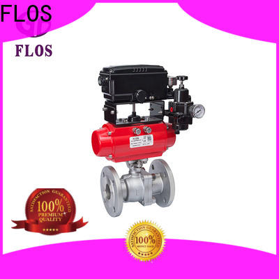 FLOS New ball valves for business for directing flow