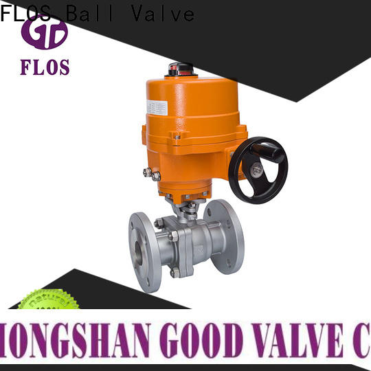 FLOS highplatform 2 piece stainless steel ball valve Suppliers for directing flow