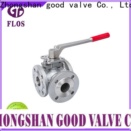 Best 3 way valve steel manufacturers for opening piping flow
