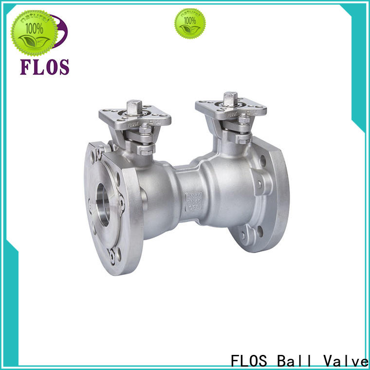 FLOS Custom valve company Supply for opening piping flow