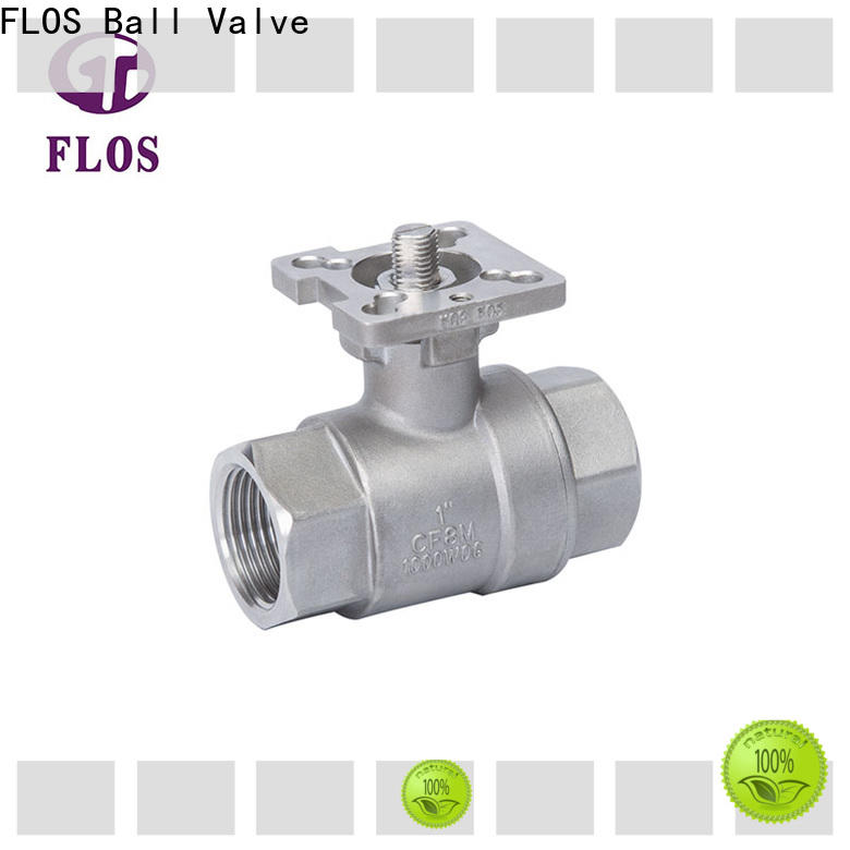 Top stainless steel ball valve valvethreaded Suppliers for directing flow