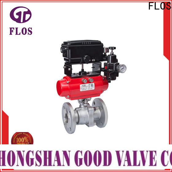 FLOS openclose stainless steel valve company for directing flow