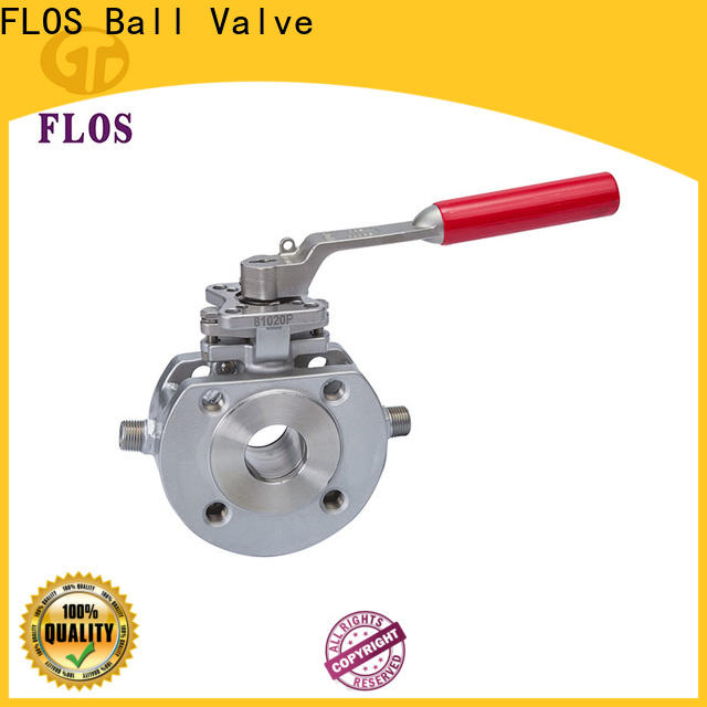 FLOS valveopenclose 1-piece ball valve for business for directing flow