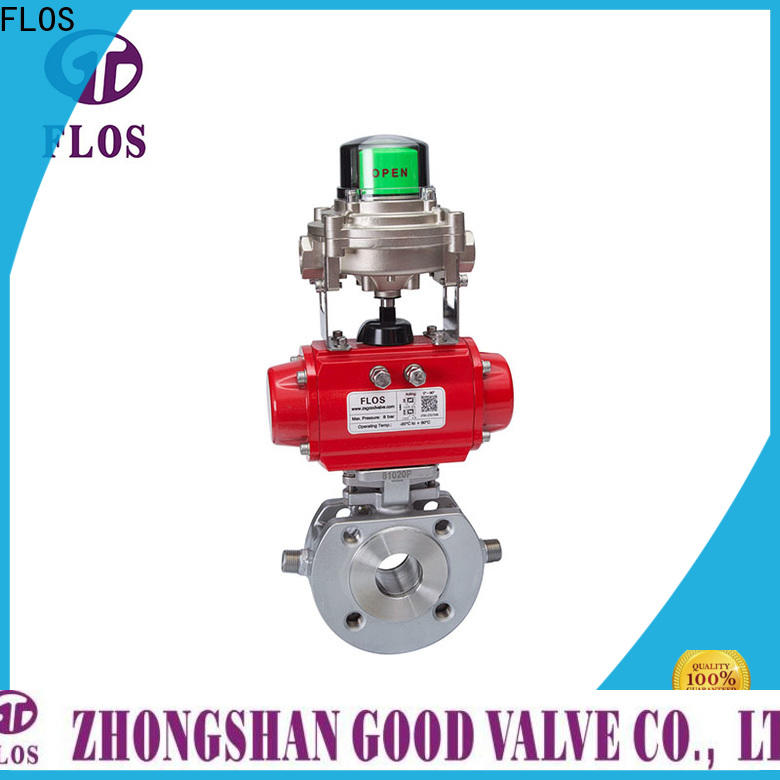 Top valves flanged factory for directing flow