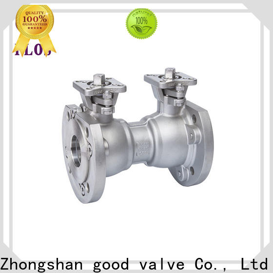 Wholesale uni-body ball valve ends factory for closing piping flow