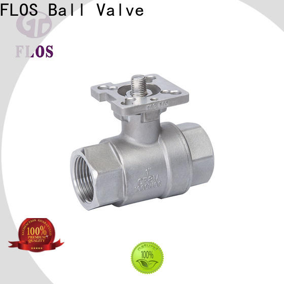 FLOS switchflanged ball valves factory for closing piping flow