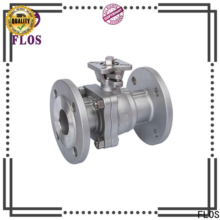 FLOS valve 2-piece ball valve Suppliers for directing flow