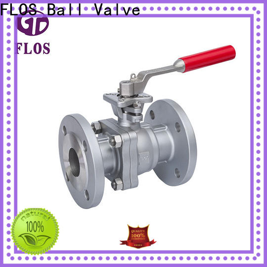 FLOS Custom 2-piece ball valve company for directing flow