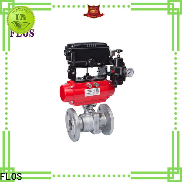 FLOS Top 2-piece ball valve manufacturers for closing piping flow