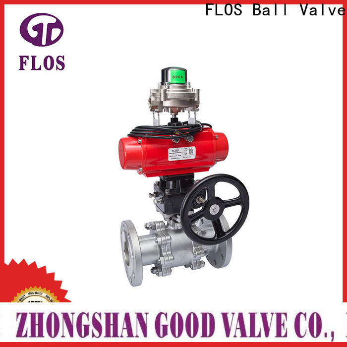 FLOS Top stainless valve for business for closing piping flow