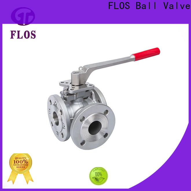 Top three way valve pneumaticelectric company for directing flow