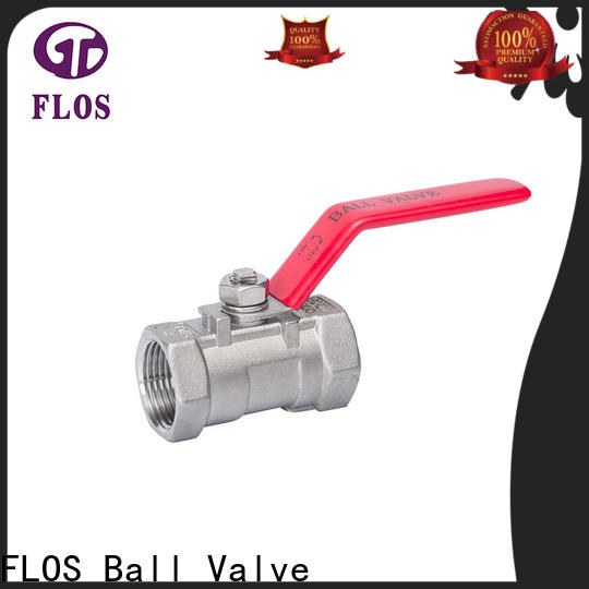 FLOS Custom flanged gate valve factory for opening piping flow