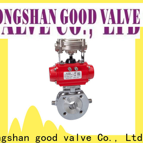 FLOS highplatform one piece ball valve for business for opening piping flow