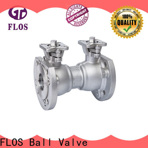 FLOS Best 1-piece ball valve for business for directing flow