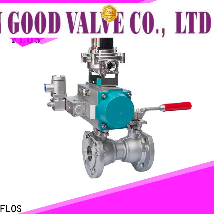 FLOS preservation valve company for business for closing piping flow
