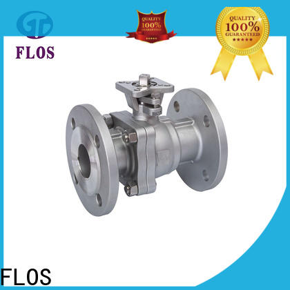 FLOS position ball valves manufacturers for directing flow