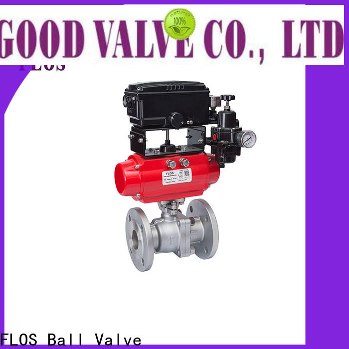 FLOS Wholesale two piece ball valve company for directing flow