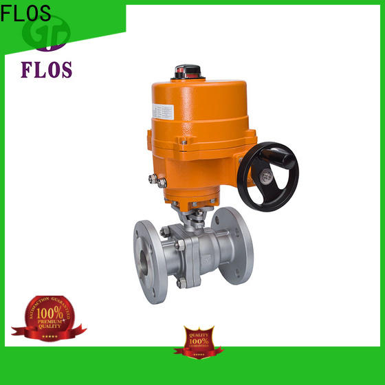 FLOS High-quality ball valve manufacturers manufacturers for opening piping flow