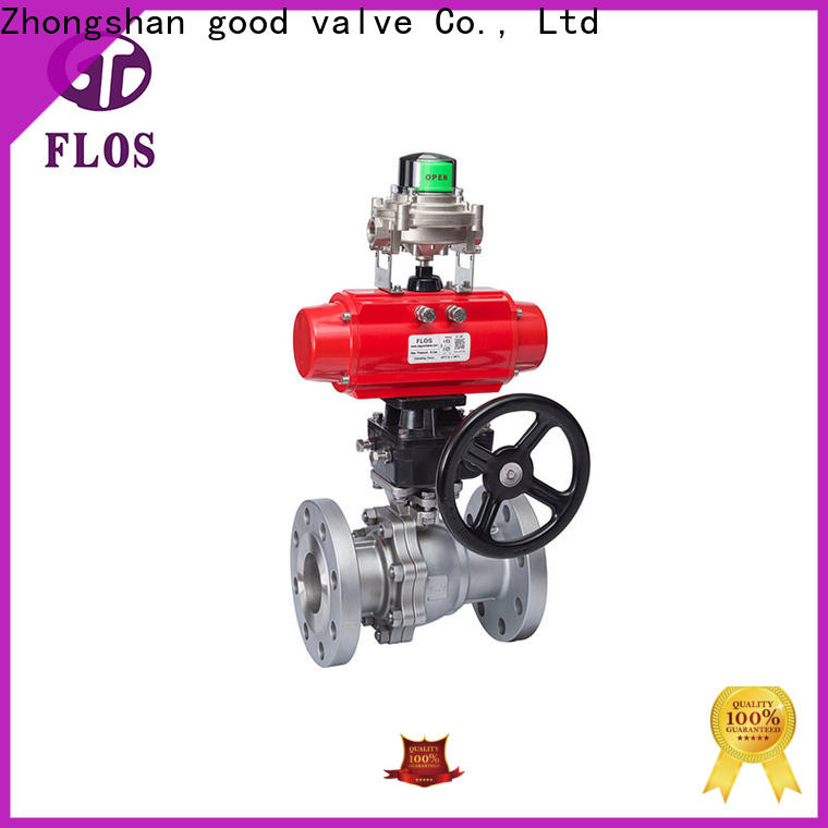 FLOS Latest ball valve manufacturers factory for directing flow