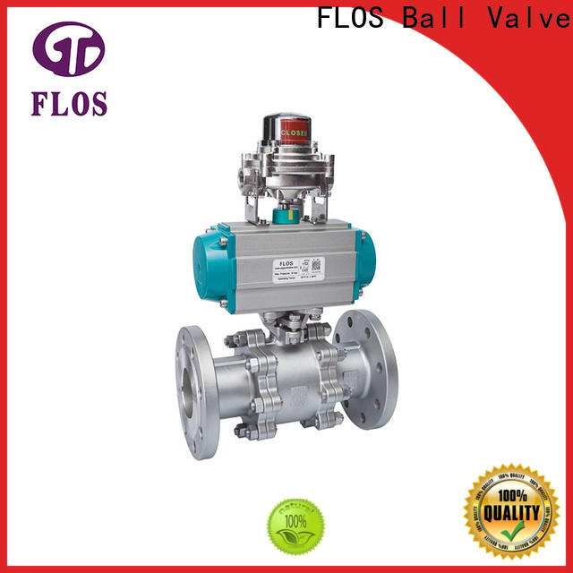 FLOS openclose stainless valve factory for opening piping flow