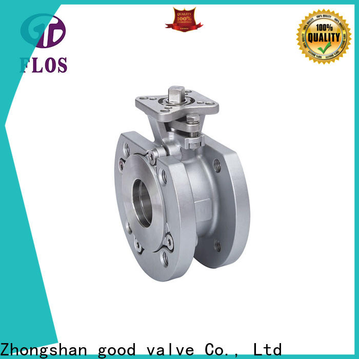 FLOS High-quality one piece ball valve for business for directing flow