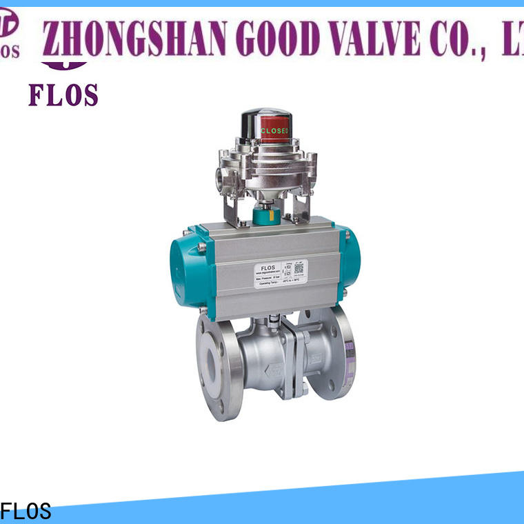 FLOS openclose stainless ball valve factory for directing flow