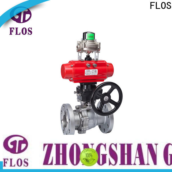Latest 2 piece stainless steel ball valve manual for business for directing flow