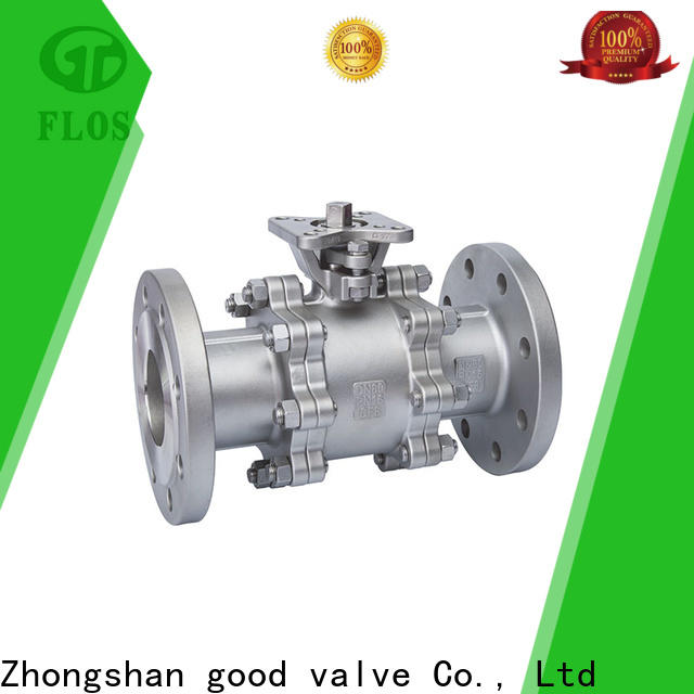 FLOS position 3-piece ball valve Suppliers for directing flow