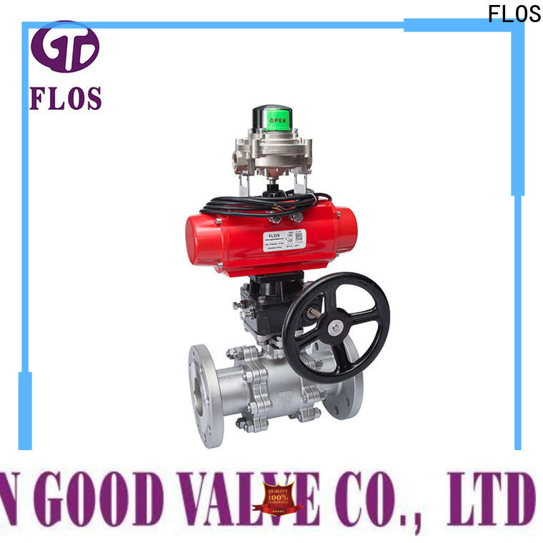 Top three piece ball valve pc manufacturers for closing piping flow