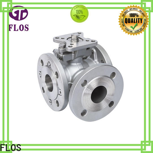 FLOS switchflanged three way valve Supply for directing flow