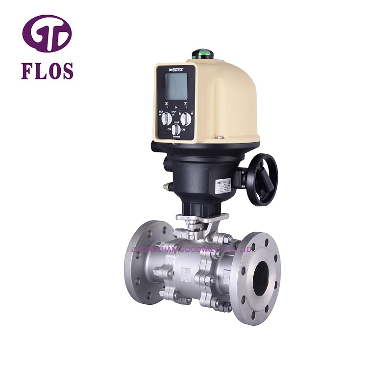 FLOS pc three piece ball valve Suppliers for directing flow-1