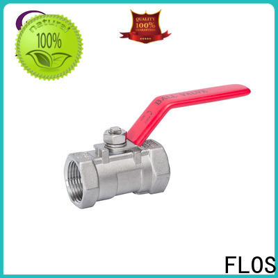 Best 1 pc ball valve steel for business for closing piping flow