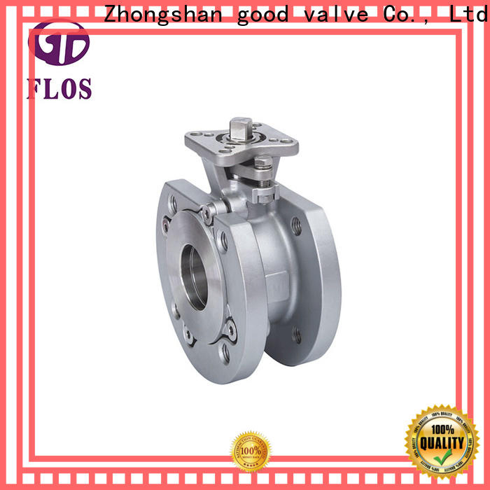 FLOS High-quality uni-body ball valve manufacturers for closing piping flow