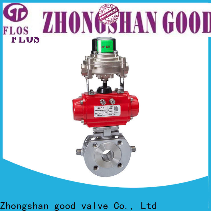 FLOS Latest 1 piece ball valve manufacturers for directing flow