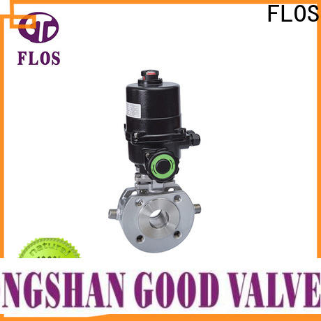 FLOS Best one piece ball valve Suppliers for opening piping flow