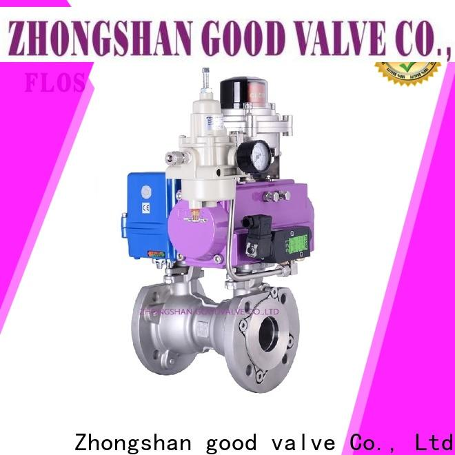 FLOS position valve company for business for closing piping flow