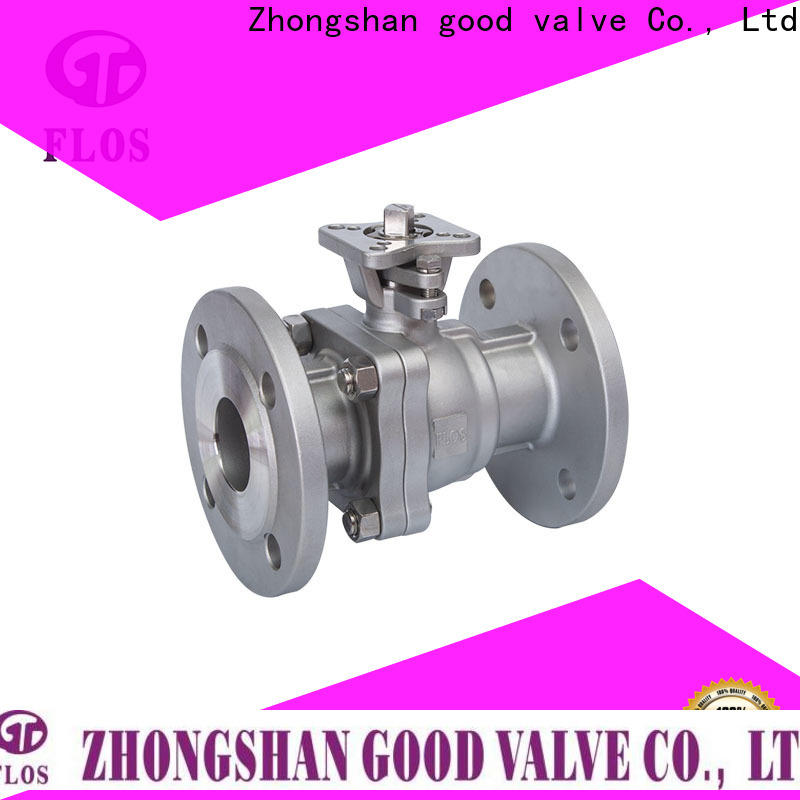 High-quality two piece ball valve ball Suppliers for closing piping flow
