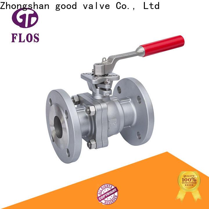 FLOS ends ball valve manufacturers Supply for closing piping flow