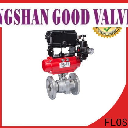 FLOS highplatform stainless steel ball valve Suppliers for closing piping flow