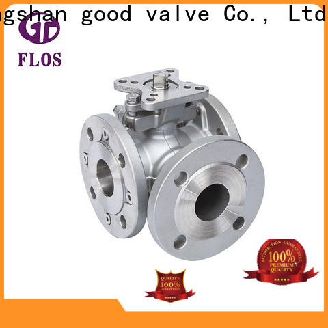 Latest three way ball valve highplatform Supply for opening piping flow
