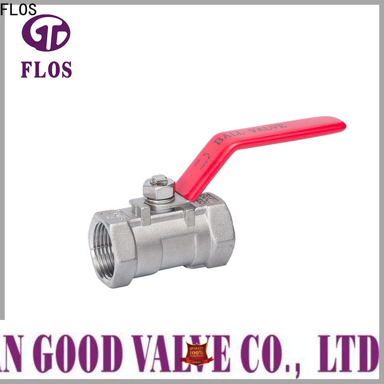 FLOS New valve company Supply for opening piping flow