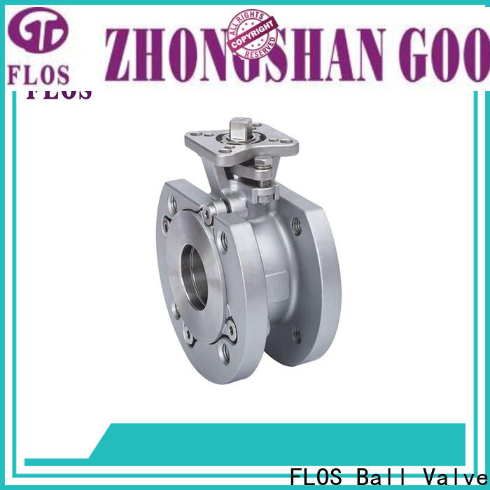 FLOS Custom 1 piece ball valve Suppliers for directing flow