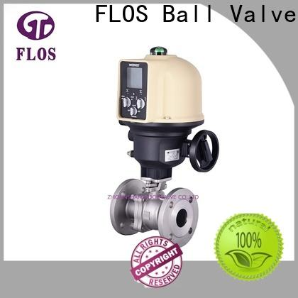 Top stainless ball valve ends Supply for opening piping flow