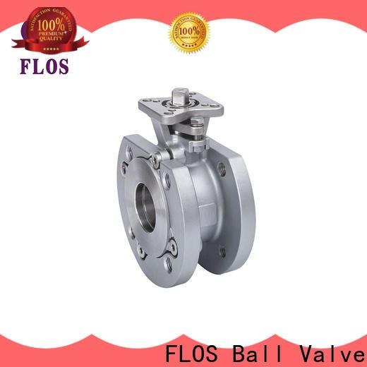 Custom 1 pc ball valve economic manufacturers for directing flow