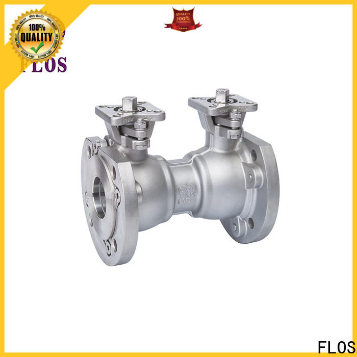 FLOS Latest 1-piece ball valve for business for closing piping flow