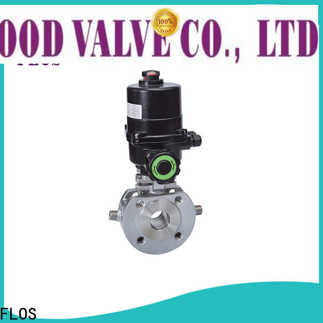 FLOS Top 1 pc ball valve Suppliers for opening piping flow