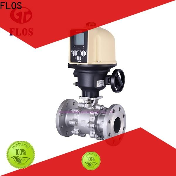 FLOS Best 3 piece stainless ball valve manufacturers for directing flow