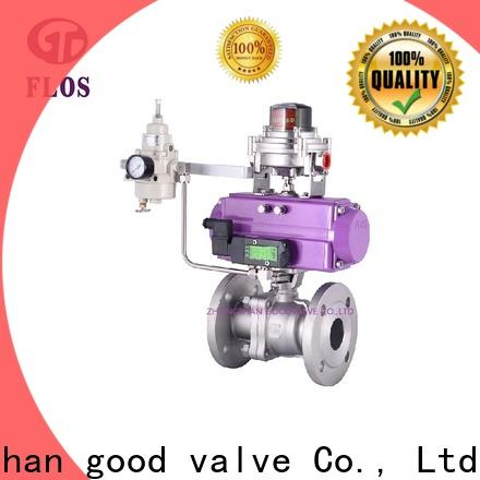 Wholesale 2-piece ball valve switchflanged manufacturers for closing piping flow